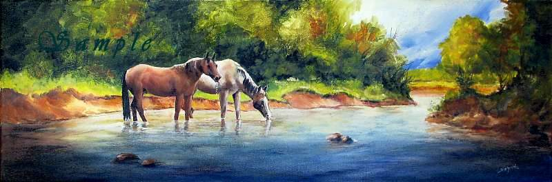 Paintings by Lafayette Ragsdale